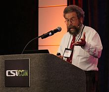David E. Thomas War of the Weasels An Update on Creationist Attacks on Genetic Algorithms CSICon 2016.jpg