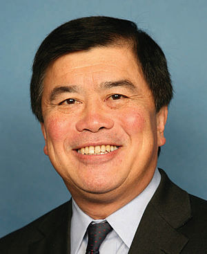 David Wu - Image: David Wu, official portrait, 111th Congress