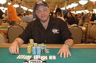 David Grey - David Grey in the 2005 World Series of Poker