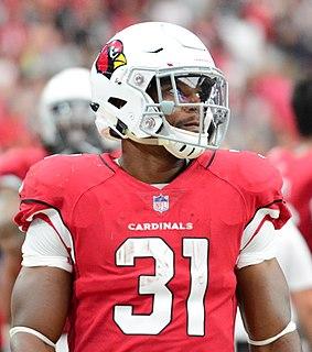 David Johnson (running back) American football running back