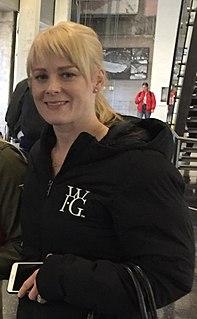 Dawn McEwen Canadian curler