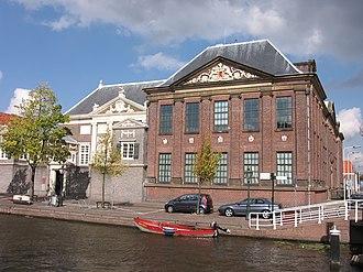 Museum De Lakenhal - Museum De Lakenhal in 2007