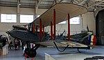 De avilland DH.9, Imperial War Museum, Duxford, May 19th 2018. (45990766484).jpg