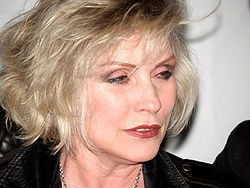 Debbie Harry på premiären av SqueezeBox! på Tribeca Film Festival 2008