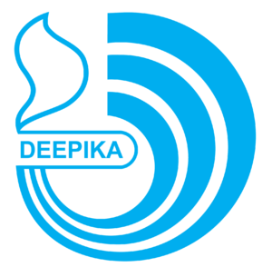 Deepika (newspaper) - Official Logo of Deepika Newspaper