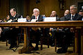 Defense.gov News Photo 100616-D-7203C-002 - Secretary of Defense Robert M. Gates testifies before the Senate Appropriations Committee with Chairman of the Joint Chiefs of Staff Adm. Michael.jpg