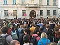 Demo Rücktritt Jetzt! Ballhausplatz 18. Mai 2019 - Kurz muss weg! (Wien).jpg
