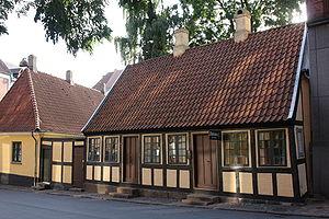 Denmark-odense-hans christian andersen-childhood home