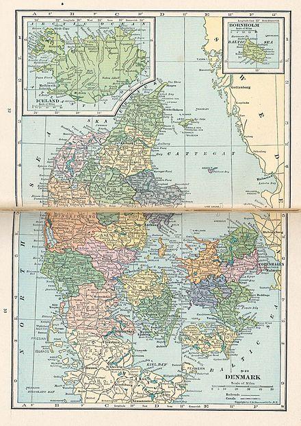 Genforeningen I 1920 Wikiwand