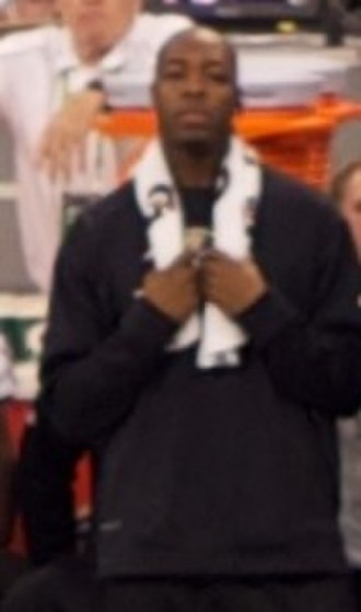 Dennis Dixon - Dixon on sideline during Super Bowl XLVII.