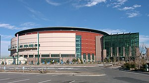 Colorado Avalanche -  Pepsi Center in Denver, Colorado, the venue for Colorado Avalanche home games since 1999