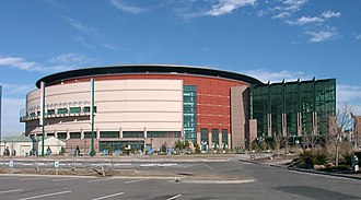 Pepsi Center - The Pepsi Center in 2006