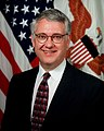 Deputy Secretary of Defense John Hamre, official portrait.jpg