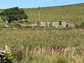 Derelict croft on Snaba Hill - geograph.org.uk - 235395.jpg