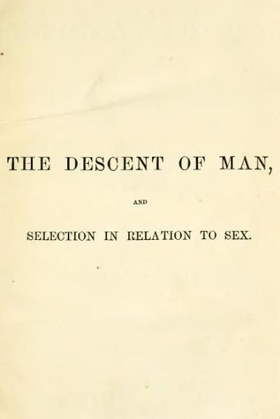 File:Descent of Man 1875.djvu