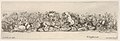 Design for a Frieze with Putti carrying a Vine and Three Felines, Plate 11 from- 'Decorative friezes and foliage' (Ornamenti di fregi e fogliami) MET DP833581.jpg