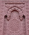 Designed Stone at Agra fort.jpg