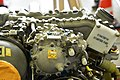 Detail of T700-IHI-401C2 turboshaft engine at Maizuru Air station May 18, 2019 02.jpg