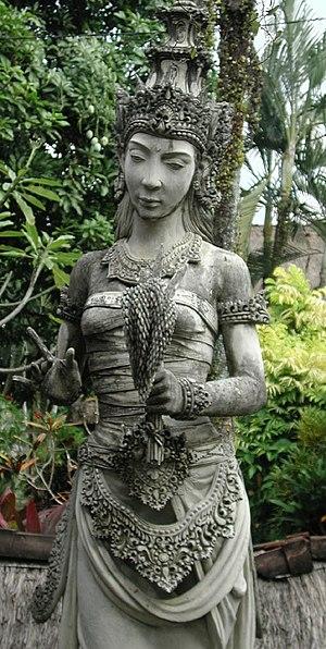 Dewi Sri - Balinese Dewi Sri
