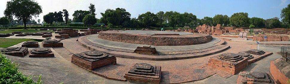 Dharmarajika Stupa1