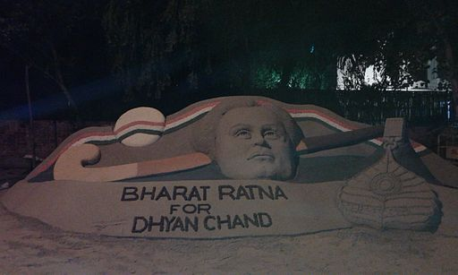 Dhyan Chand Bharat Ratna