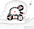 Diagram of Castell Coch.png