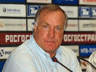 Dick Advocaat - Dick Advocaat in 2007.