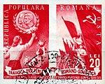 Dimitrie Stiubei - Coliță - Comitetul national pentru organizarea saptamanei prieteniei Romano-Sovietice.jpg