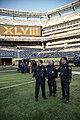 Director New York Field Operations Robert Perez visits MetLife Stadium (12235732495).jpg