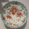 Dish, c. 1765, English, Worcester, soft-paste porcelain, Honolulu Museum of Art.JPG