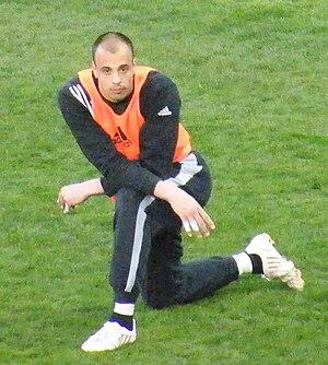 Đorđe Pantić - Pantić with Debrecen in 2009