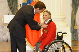 Dmitry Medvedev and Maria Iovleva.jpeg