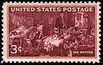 Doctors AMA Centennial 3c 1947 issue U.S. stamp.jpg