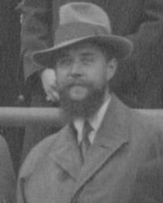 Gustav Doetsch - Gustav Doetsch (Jena, 1930).