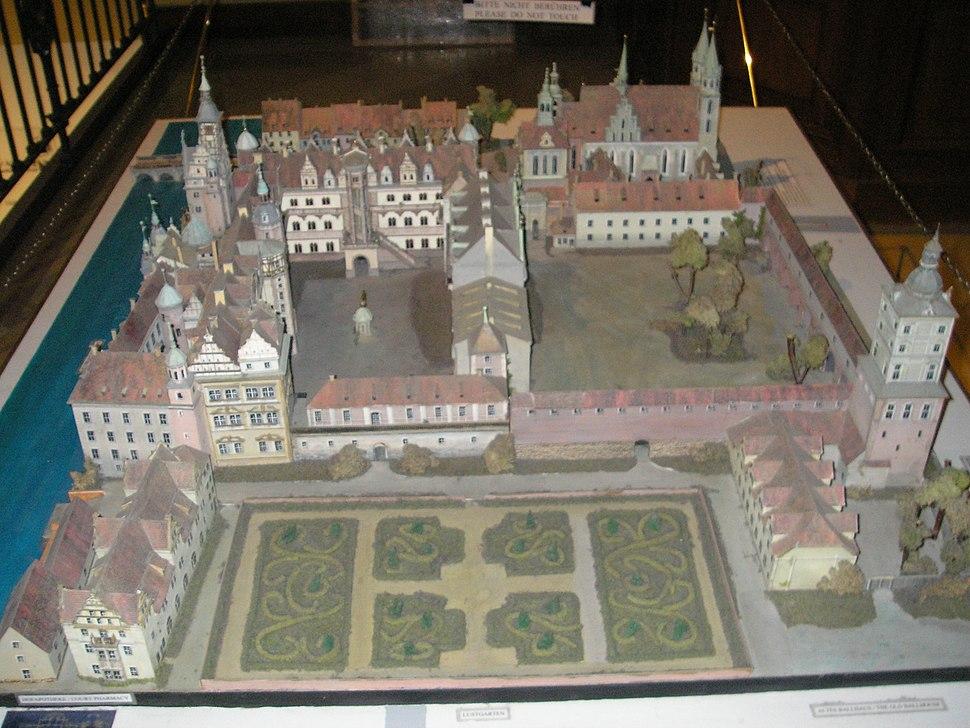 Dom Berlin Stadtschlossminiatur 042