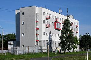 Bolderāja - Image: Dom sklad