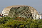 Dome of the Esplanade Theatres on the Bay Singapore.jpg