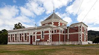 Dominion Observatory, Wellington - Dominion Observatory