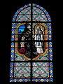 Domloup (35) Église Saint-Loup Vitrail 01.JPG