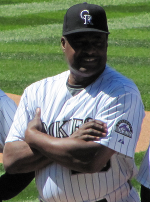 Don Baylor - Baylor with the Colorado Rockies in 2010