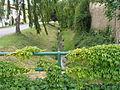 Donaugraben Rueckersdorf Muehlgasse 2009.JPG