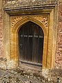 Doorway, Holy Trinity Church, Ash Priors - geograph.org.uk - 1593949.jpg