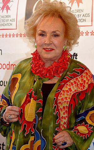 Doris Roberts - Roberts at the Night of Comedy 9 benefit in Beverly Hills, California in April 2011