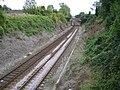 Dorking, Chalkpit Lane railway bridge - geograph.org.uk - 806153.jpg