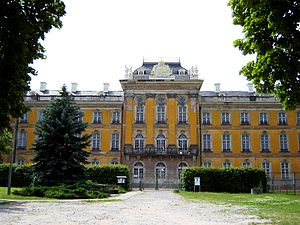 Principality of Anhalt-Zerbst - Image: Dornburgschloss