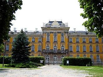 Joanna Elisabeth of Holstein-Gottorp - Dornburg Palace, Gommern