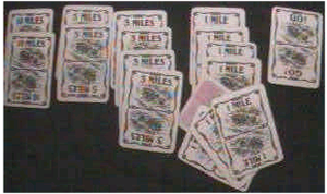 Touring (card game) - 1906 tableau