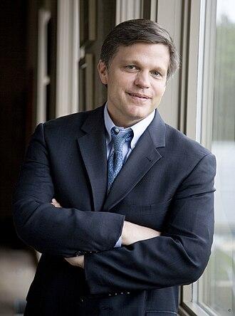 Douglas Brinkley - Brinkley in 2007