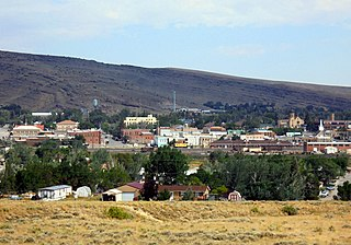 Rawlins, Wyoming City in Wyoming, United States