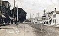 Downtown Lakeshore Road facing east near Thomas Street 1915 (33536910021).jpg